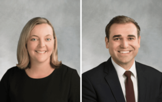 Krista North and Matthew Grant | Tiber Hudson Law Firm